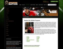 Designed and developed by Device Media http://www.athletesnation.com